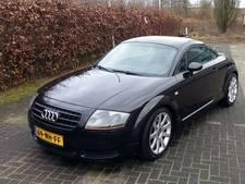 Kracht sociale media: Audi TT gevonden