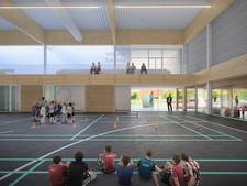 Oisterwijk heeft over ruim anderhalf jaar een nieuwe sporthal met zwembad