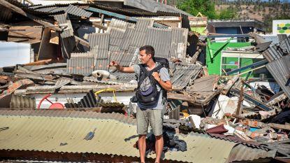 Lombok meet schade op na nieuwe krachtige aardbeving: 91 doden, meer dan 200 gewonden, toeristen willen massaal weg