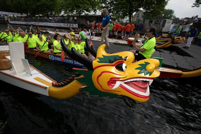 Helmond Drakenbootfestival