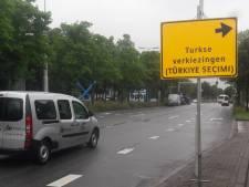 Consulaat doet niet mee aan discussie om Turkse borden