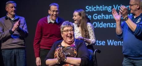 Gouden Boeskool voor STAP Oldenzaal, Ben Wienk is vrijwilliger van het jaar