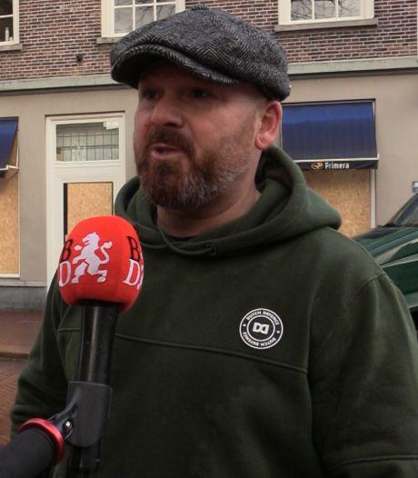 Veteraan Marco Kroon staat paraat voor zijn stad: 'Ik voel me superellendig om wat er hier gebeurd is'