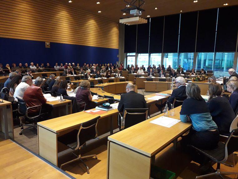 De nieuwe provincieraad gaat vanaf nu aan de slag in Vlaams-Brabant.