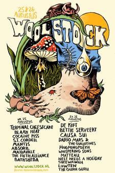 Waar een klein festival groot in kan zijn: Woolstock maakt zich op voor vierde editie