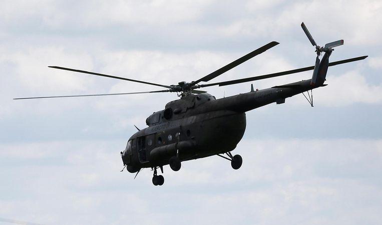 Een MI-17-helikopter (archiefbeeld).