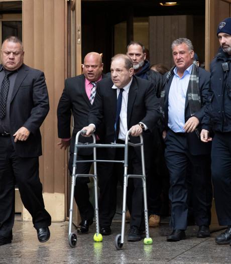 'Weinstein schikt voor 25 miljoen met slachtoffers seksueel wangedrag'