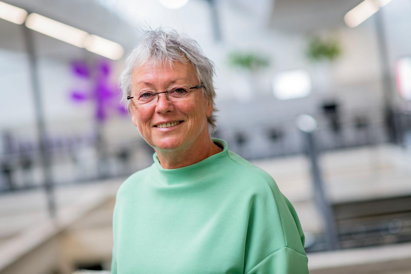 Ineke Buursink, scheidend directeur woningcorporatie Domijn