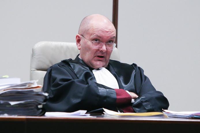 Politierechter Peter Vandamme had het excuus nog niet gehoord in zijn carrière