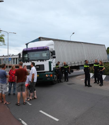 'Truckdief' hoort bijna jaar cel eisen