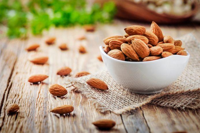 Dat noten een goede bron van eiwitten zijn, was al langer bekend.