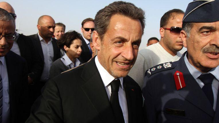 Nicolas Sarkozy Beeld afp