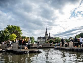 Paradise City trapt festivalzomer dan toch op gang: feesten met je coronabubbel op het water