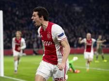 Ajax met verdiende zege naar laatste zestien EL