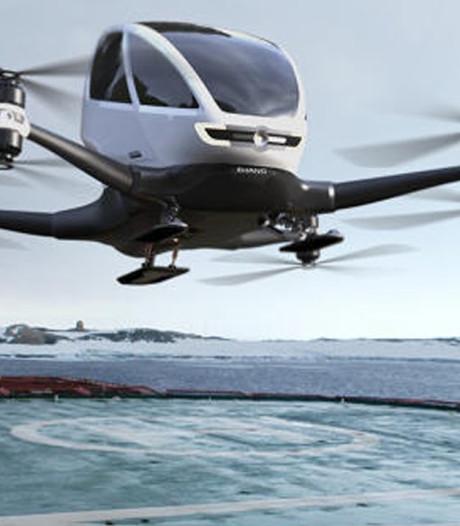 Speciale luchtverkeersleiding voor drones