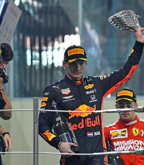 Max Verstappen: Ik ben helemaal niet bang voor Lewis