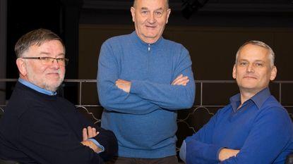 Voorzitterswissel bij Fotoclub Gafodi
