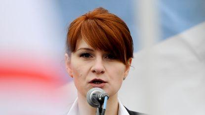 """Russische spionne Maria Boetina sluit deal met Amerikaanse aanklagers"""