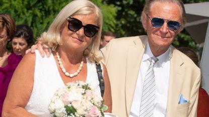 """Willy Naessens officieel getrouwd met zijn Marie-Jeanne: """"Ja, er zijn traantjes gevloeid"""""""