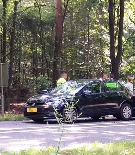 Gewonde bij botsing in Harderwijk