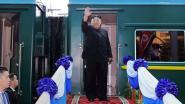 """Kim Jong-un is springlevend"""