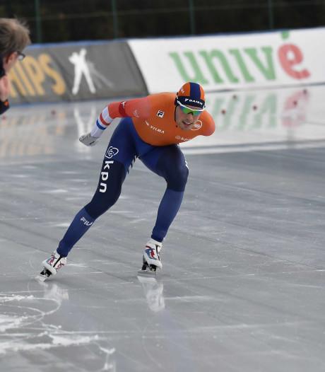 Roest baalt van 10.000 meter: 'Ben een beetje dom geweest'
