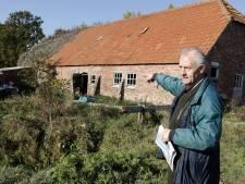 Flinke kink in de kabel voor restauratie molenhuis Ter Steen