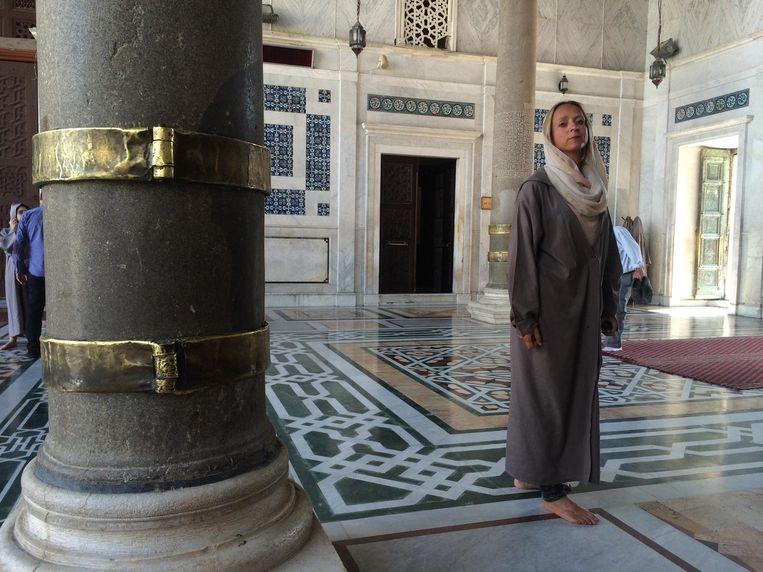 Floortje terug naar Syrië, 6 oktober, NPO 1 Beeld NPO1