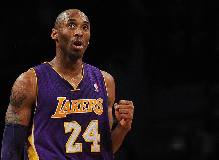 Kobe Bryant in 2013.  Beeld AFP