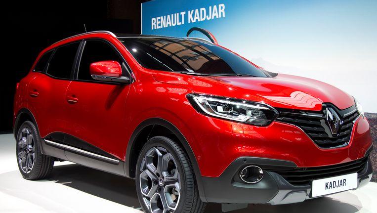 Renault Kadjar Beeld reuters