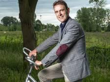 Peter van de Wiel lijsttrekker en kandidaat-wethouder Combinatie'95 in Boxtel