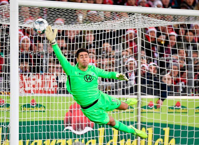 De retour dans les buts de Wolfsbourg après une longue absence, Koen Casteels a prolongé son contrat jusqu'en 2024.