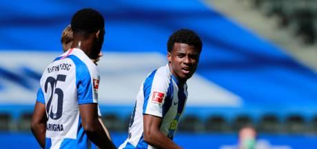 LIVE | Dilrosun scoort voor Hertha, Weghorst kan doel weer niet vinden en wordt gewisseld