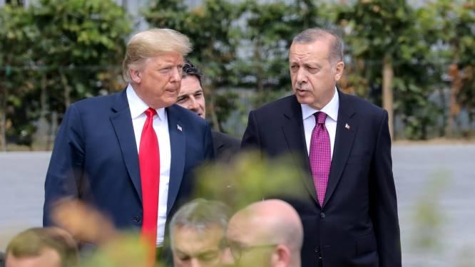Turkije staat op punt om Noord-Syrië binnen te vallen, VS nemen niet deel en laten Koerden vallen