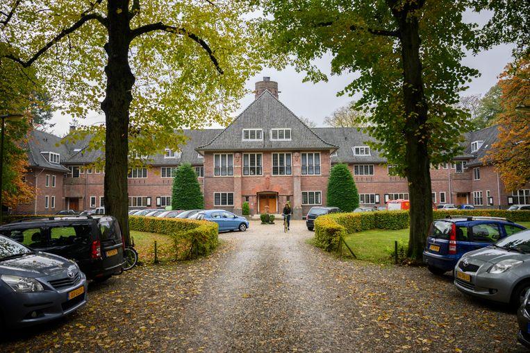 Landhuis De Wittenberg in Zeist herbergt een christelijke leefgemeenschap voor jongeren. Beeld