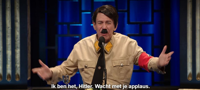Hitler in Historical Roasts