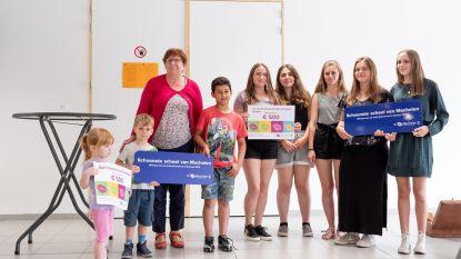 De Abeel en BimSem verkozen tot 'Schoonste school'