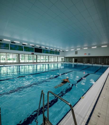 Betaald parkeren bij zwembad De Banakker Etten-leur, eerste twee uur gratis voor zwemmers