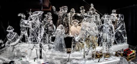 IJsbeelden Festival Zwolle sneuvelt door corona
