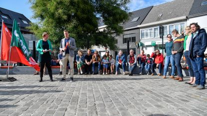 Sp.a-Groen stelt de 35 kandidaten voor op Dorpsplein Baasrode