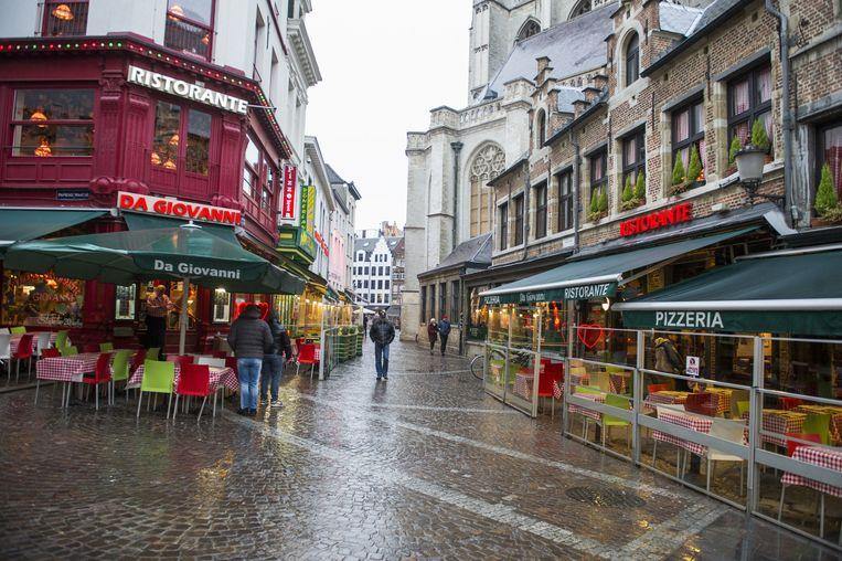 De drie andere restaurants liggen in de Jan Blomstraat.