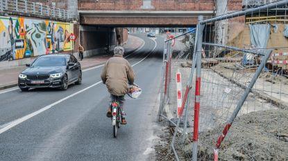 Einde chaos wenkt, Zandstraat vanaf vrijdag veiliger