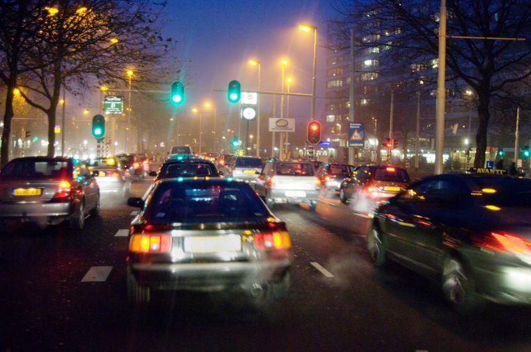 Een krappe meerderheid in het Europees Parlement stemde vandaag tegen de instelling van een Europees agentschap voor toezicht op autokeuringen en uitstootnormen. Beeld wijnbergh/Hollandse Hoogte