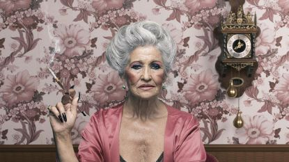 """""""Poseren houdt mij jong. Ik ben 81, maar voel me 50"""""""