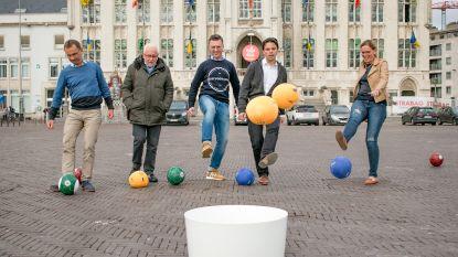 Verken Sint-Niklaas via een potje voetbalgolf