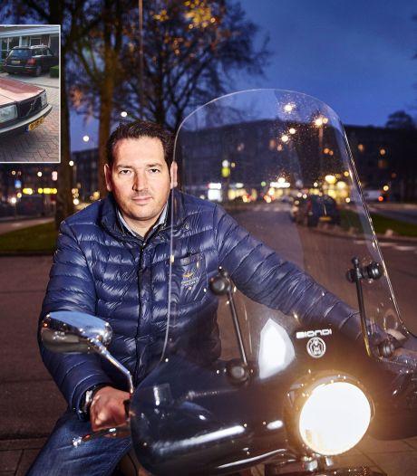 Rotterdammer kan wel janken om verkopen 'vieze' Volvo