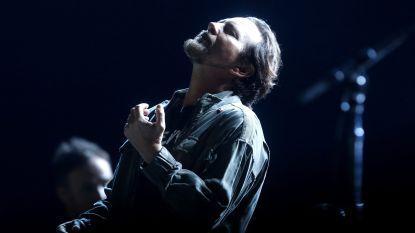 Zanger Pearl Jam is stem kwijt en annuleert concert, optreden Werchter voorlopig nog niet in gevaar