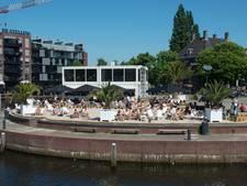 Stadsstrand ook in 2018 en 2019 op Rodetorenplein Zwolle