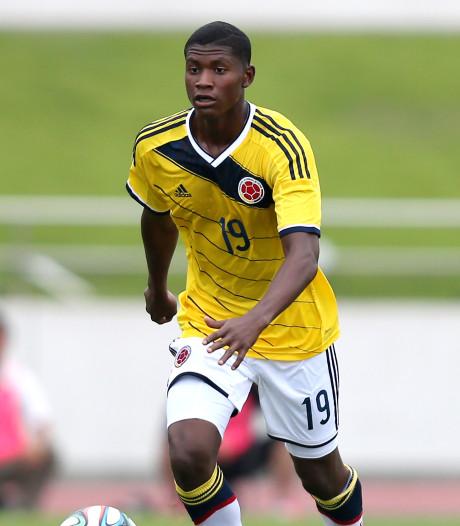 Ajacied Orejuela debuteert voor Colombia