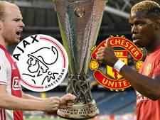 Ajax en United in finale met minder glans
